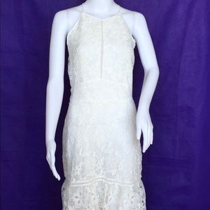 RACHEL ZOE WOMEN'S DRESS IMBROIDERED  IN LACE